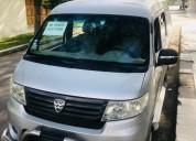 Se vende minivan hafei junyi 11 asientos piura 65000 kms cars