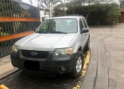 Camioneta ford escape xlt 180000 kms cars