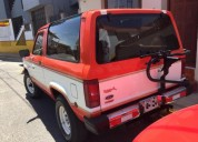 Vendo hermosa camioneta ford bronco cars