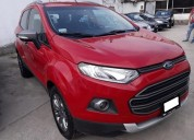 Ford ecosport 2014 mec 61950 kms cars