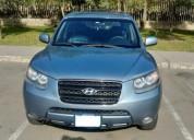 hyundai santa fe 2009 automatica gasolina 3 filas a 10 500 no sorento 68000 kms cars