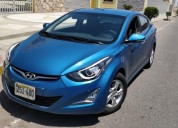 Hyundai elantra avante ano 2015 3700 kms cars