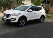 Hyundai santa fe 2014 at 77000 kms cars