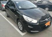 Hyundai accent gnv 2016 para alquiler venta