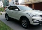 Hyundai santa fe 2012 km automatic 78000 kms cars