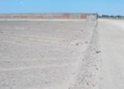 Terrenos en zona industrial vinani tacna