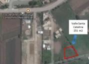 Ocasion vendo terreno de 251 m2 a una cuadra del centro recreacional la upao en trujillo