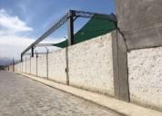 En venta terreno alado de inclan mollendo 9 995 m2 en arequipa