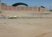 Terreno en nuevo chimbote 754 m vendo urgente en lima