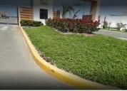 Por viaje vendo terreno residencial 90 m2 urb la ensenada pimentel en chiclayo