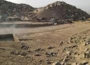 venta de terrenos desde 97 m2 en el gramadal en puente de piedra en lima