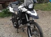Venta moto bmw g 650 gs sertao 2012 en coronel portillo