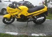 Kawasaki ex 250 f en lima
