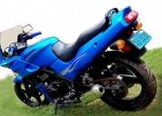 Vendo moto kawasaki perfecto estado en lima