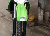 Kawasaki kx 100 2009 no en chincha