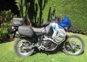 Kawasaki klr 650 en huaraz