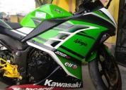 Kawasaki ninja 300 no ktm yamaha honda en lima
