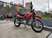 Moto xr 125 repotenciado en huaraz