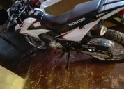 Vendo honda xr 150 impecable poco uso en chiclayo