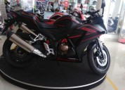 motocicleta honda en lima