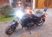 Harley davidson sportster 883 en lima