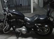 motocicleta harley en lima