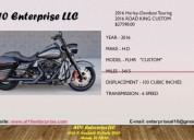 motocicletas harley davidson compras en usa en lima