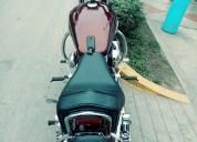 motocicleta harley davidson en lima
