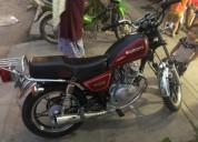 Motocicleta en coronel portillo