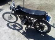 Se vende moto lineal motor 125 al precio en ica