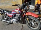 Moto rtm 2012 en castilla