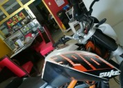 Vendo mi ktm duke 390 en chiclayo