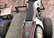 Yamaha moto de cross en lima