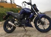 Yamaha fz 16 en lima