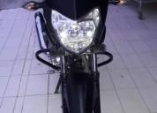 Vendo moto pulsar 135 bien conservada en pisco