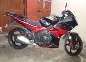 moto semi nueva cel en callao