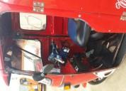 Bajaj moto taxi en chincha