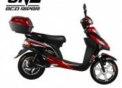 Scooter electrico bicimoto bicicleta electrica modelo moto en lima