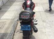 Moto lineal italica motor 125 en lima
