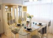 Alquilo lindo y acogedor apartamento temporal totalmente amoblado y equipado 2 dormitorios
