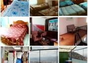 alquiler de casa hospedaje 1 dormitorios