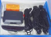 Autoradio mp5 full pack hd usb sd bluetooth espejo android camara y sensores de retroceso en lima