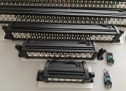 Barras dual con estrobos y control celular en lima