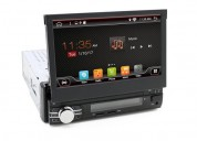 Pantalla 7 rebatible tactil camara de retroceso autoradio bluetooth mp4 en arequipa
