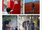 Hidrolavadora industrial 3hp completa full trabajo ideal carwash en lima