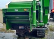 Maquina cosechadora de arroz mdl 220 en lima, contactarse
