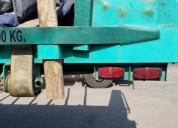 Remato carreta plataforma ls nassi ano 2013 semiremolque en trujillo