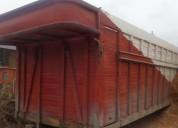 Vendo carroceria baranda usado para camiones.