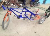 Triciclo con cambio de velocidades