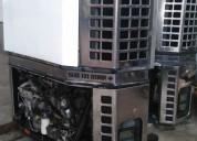Furgon frigorifico en lima